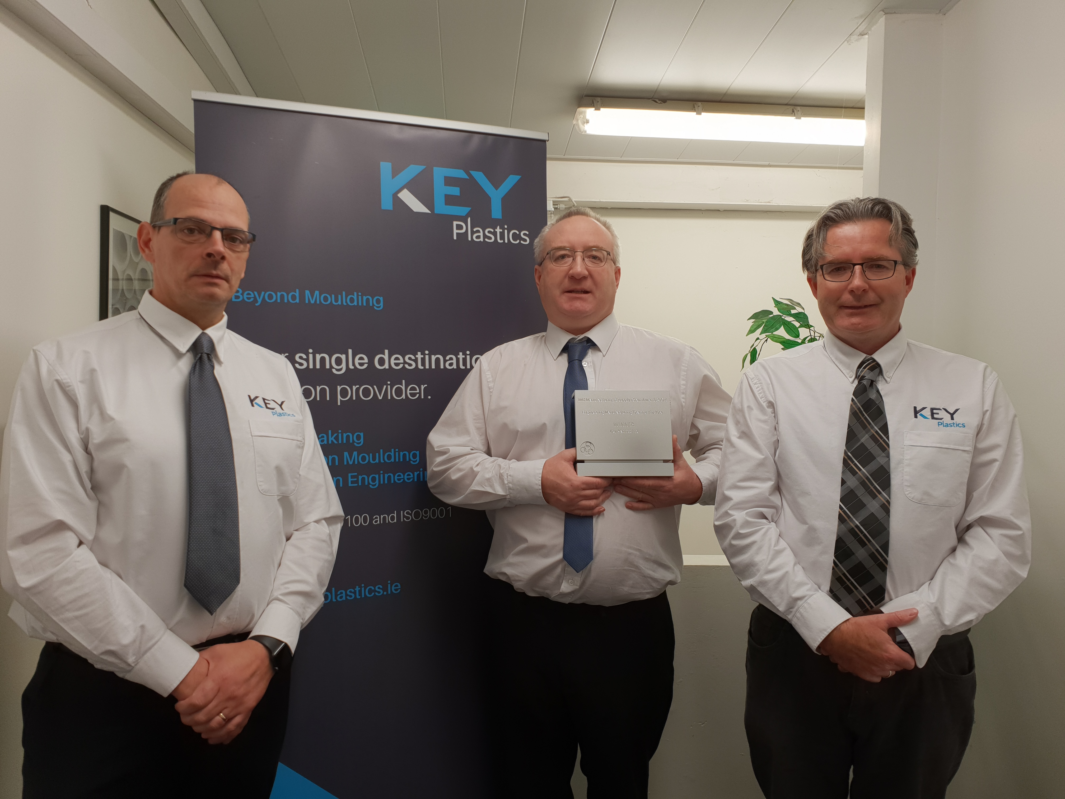 Key Plastics win Engineering Manufacturing Team of the Year