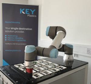 Collaborative Robots at Key Plastics
