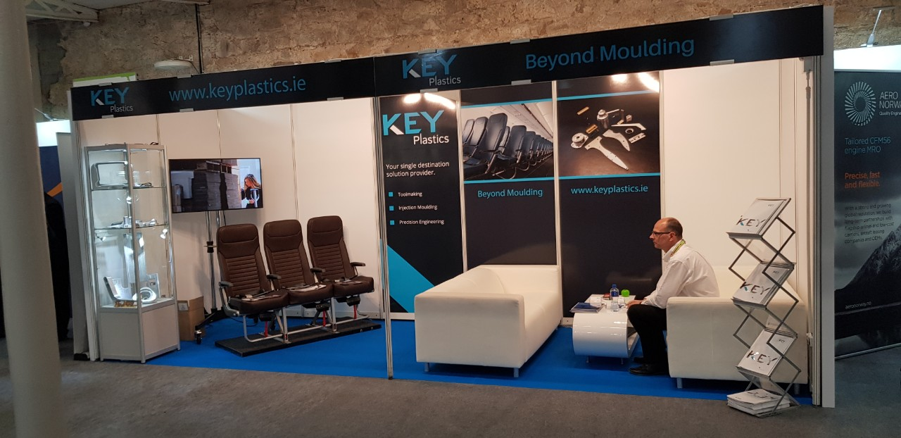 Key Plastics at Dublin Aviation Summit