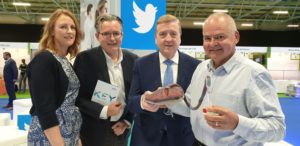 Launch of the Umbifunnel by Minister Pat Breen