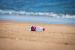 Plastic Bottle. Antimicrobial Plastics.