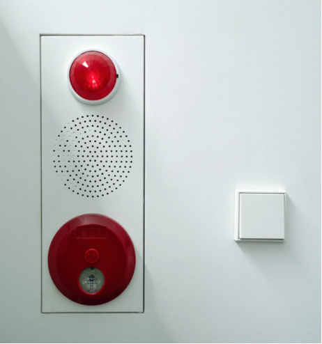 Antimicrobial Light switch