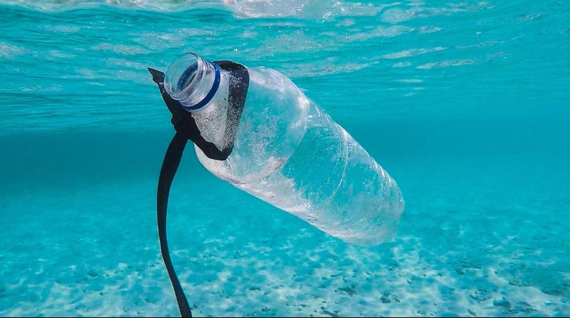 Plastic waste in ocean - biodegradable?