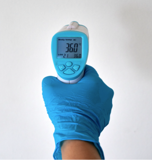 thermometer 2k moulding for medical devices