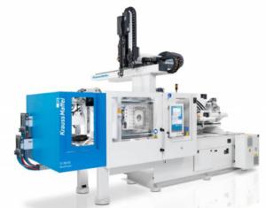 Krauss Maffei CX MC6 machine