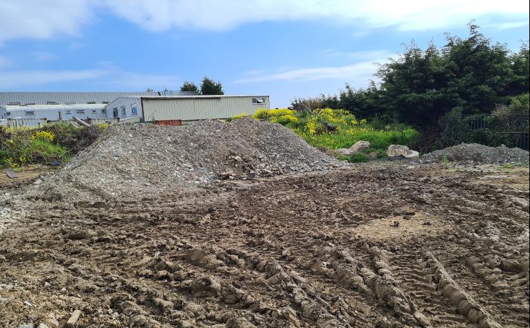 key plastics greenfield site